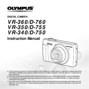 Instruction Manual DIGITAL CAMERA