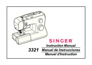 Instruction Manual Manual de Instrucciones Manuel d'instruction