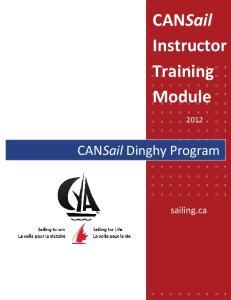 Instructor Training Module