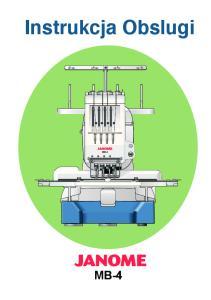 Instrukcja Obslugi MB-4