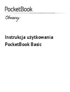 Instrukcja użytkowania PocketBook Basic