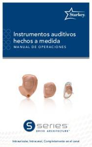 Instrumentos auditivos hechos a medida