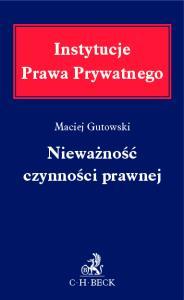 Instytucje Prawa Prywatnego