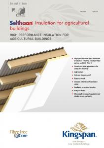 Insulation for agricultural. buildings. Insulation HIGH PERFORMANCE INSULATION FOR AGRICULTURAL BUILDINGS. Low Energy Low Carbon Buildings