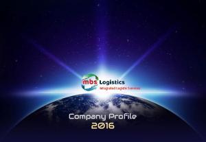 Integrated Logistic Services. Company Profile 2016