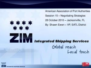 Integrated Shipping Services