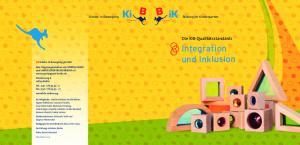 Integration und Inklusion