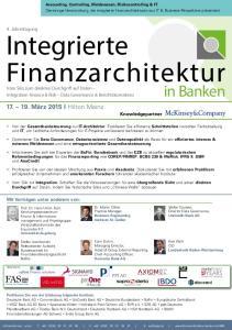 Integrierte Finanzarchitektur