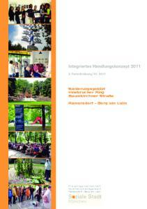 Integriertes Handlungskonzept 2011