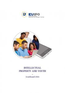 Intellectual Property and Youth