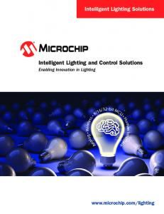 Intelligent Lighting and Control Solutions