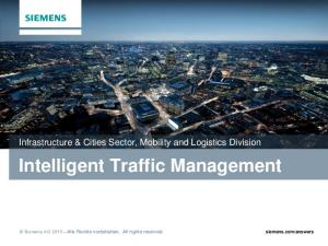 Intelligent Traffic Management