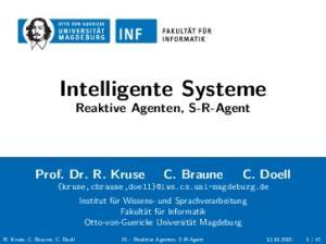 Intelligente Systeme