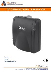 INTELLITOUCH XLINK - BRAMKA GSM