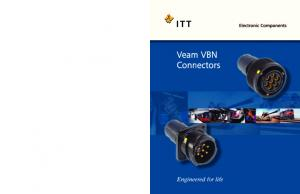 Interconnect Technologies & Solutions for the Transportation Industry