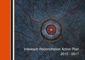 intereach reconciliation action plan Intereach Reconciliation Action Plan