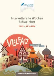 Interkulturelle Wochen 2016