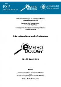 International Academic Conference