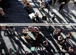 International Association for the Study of Pain 2010 Annual Report