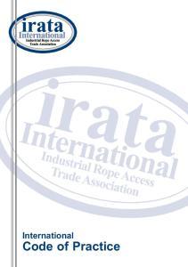 International. Code of Practice