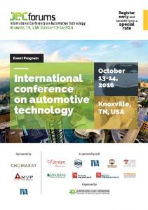 International conference on automotive technology