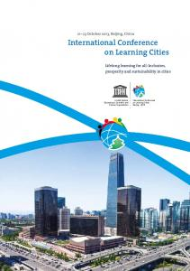 International Conference on Learning Cities