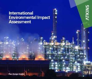 International Environmental Impact Assessment