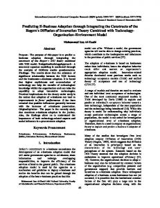 International Journal of Advanced Computer Research (ISSN (print): ISSN (online): ) Volume-3 Number-4 Issue-13 December-2013