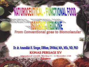 International Scientific Meeting November 2014 Yogyakarta