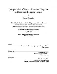 Interpretation of Box-and-Pointer Diagrams in Classroom Learning Partner