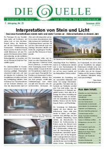 Interpretation von Stein und Licht