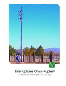 Interruptores Omni-Rupter