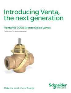 Introducing Venta, the next generation