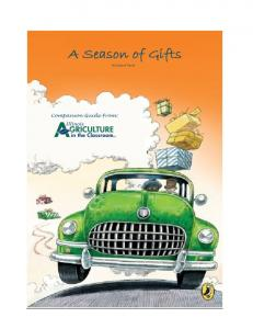 Introduction A Season of Gifts is a story about the Barnhart family and their