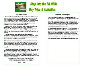 Introduction. Before You Begin. Jodi L. Foster