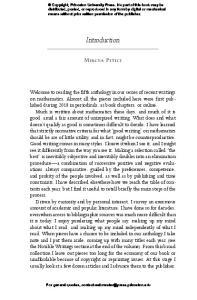 Introduction. Mircea Pitici