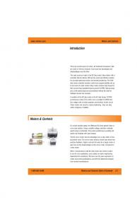 Introduction. Motors & Controls. Motors and Controls Motors and Controls Table of Contents 3.1