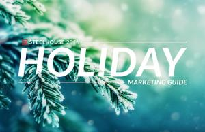 INTRODUCTION PRE-HOLIDAY PLANNING CHECKLIST STATS & TRENDS FOR THE 2016 HOLIDAYS TOP 4 HOLIDAY MARKETING HURDLES 2016 HOLIDAY CAMPAIGN RECOMMENDATIONS