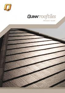 Introduction Quinn Rooftiles