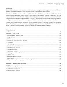Introduction. Table of Contents