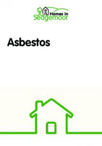 Introduction. This leaflet explains: What asbestos is Where you might find it Why it may be a problem; and How to deal with it