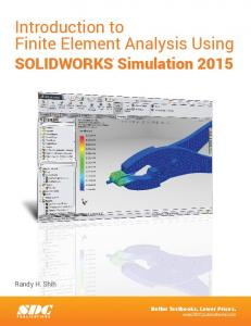 Introduction to Finite Element Analysis Using