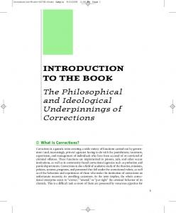 INTRODUCTION TO THE BOOK