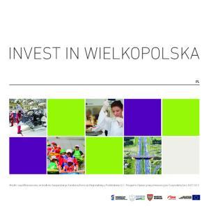 INVEST IN WIELKOPOLSKA