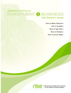INVESTMENT & BUSINESS