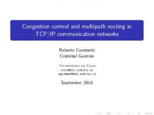 IP communication networks