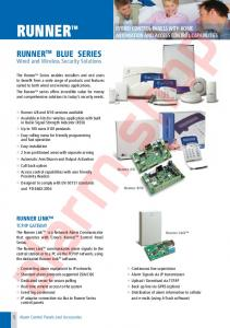 IP GATEWAY HYBRID CONTROL PANELS WITH HOME AUTOMATION AND ACCESS CONTROL CAPABILITIES