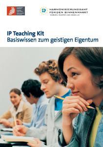 IP Teaching Kit Basiswissen zum geistigen Eigentum