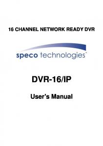 IP. User s Manual