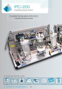 IPC-200 Industrial process control
